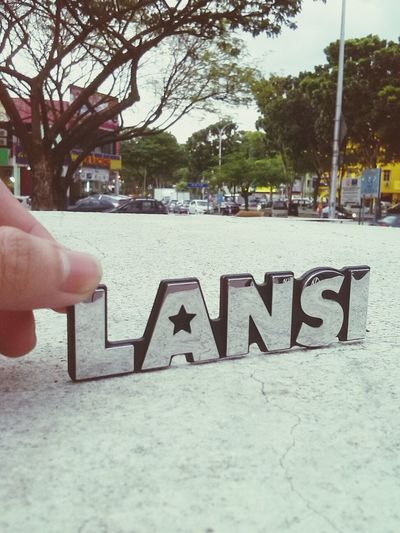 Have you got one of this ? Don't forget to put em up on your car. Lansi StayLansi TheSwaggerSaloon PlatinumWalk