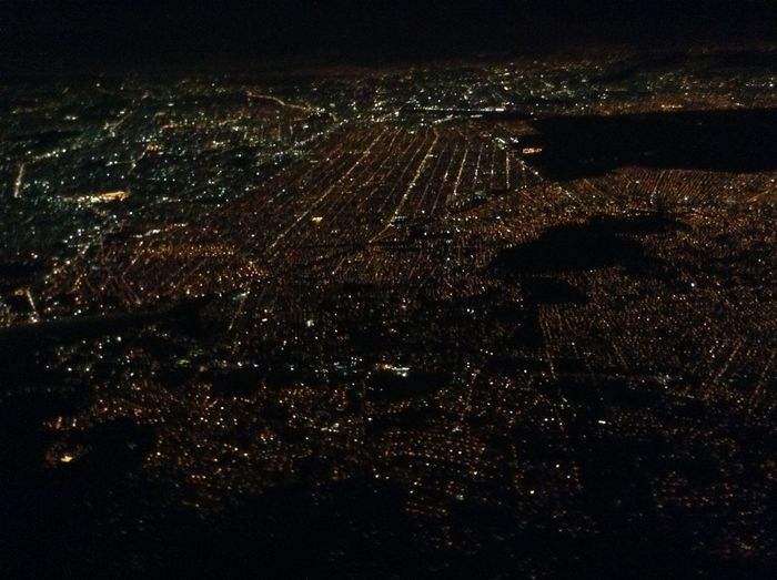 Mi ciudad de noche... Linda despedida