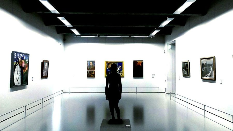 Exhibition Art.