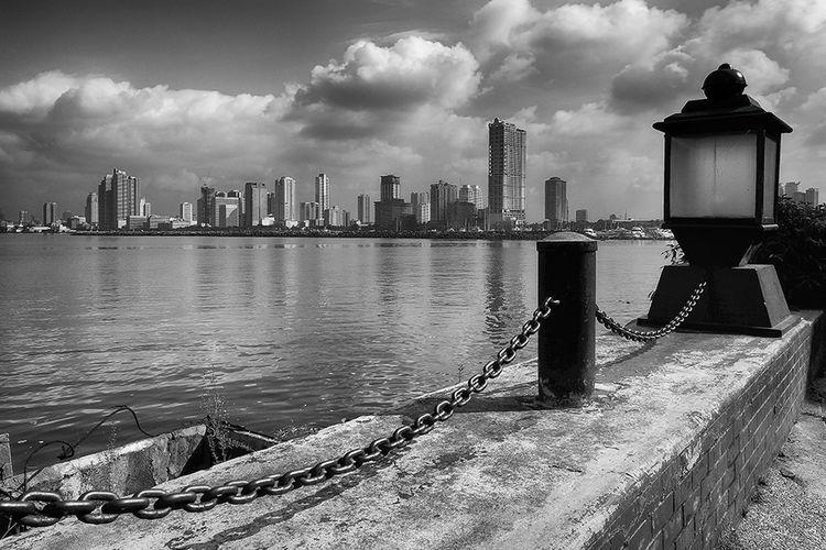 Harbor Square Manila , Huawei P9 First Eyeem Photo