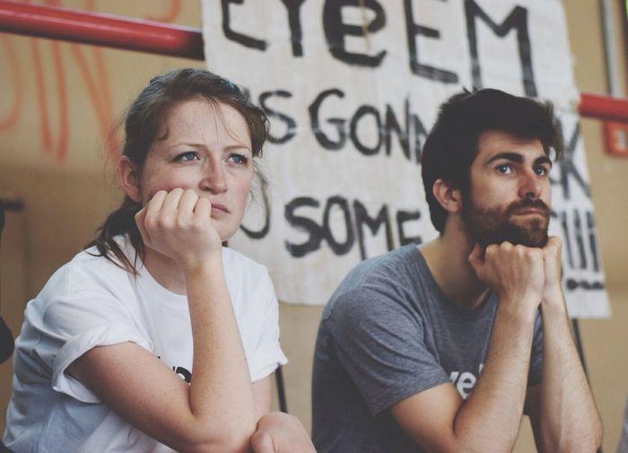 Pondering EyeEm Dodgeball 2014
