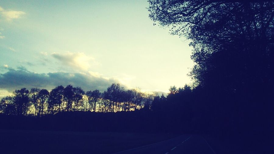 And If This Road Leads To Nowhere I Want To Go It Down Endlessly With You.