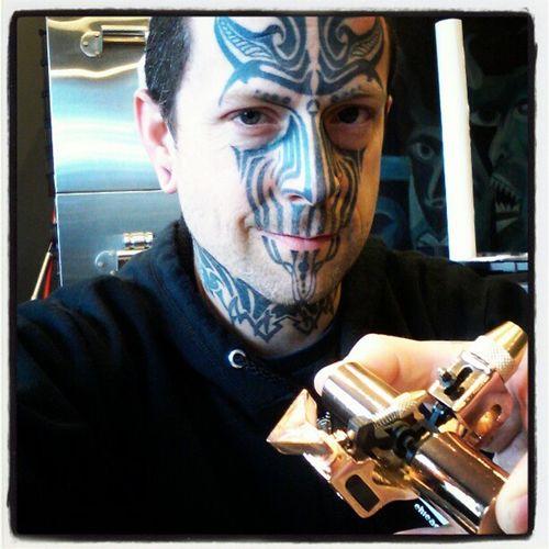 Terminator K, @paulocruzes Paulocruzes Rotarytattoomachine Bestmachine