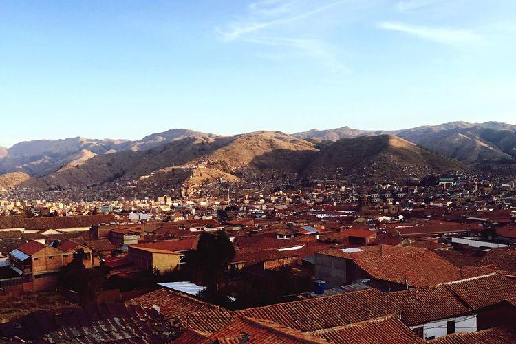 Cusco, Peru TOWNSCAPE Town Peru