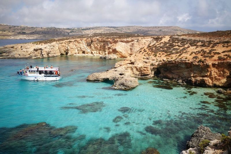 Such a beautfiul little island The Blue Lagoon, Comino