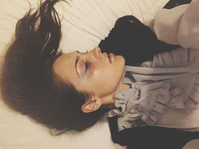 Mood Rest Goodnight Coffin Death