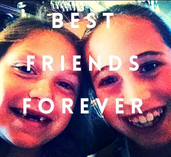 Best friends till the end