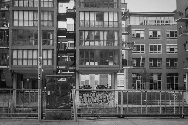 ~ | ☺ | ~ Architecture Building Exterior No People City Outdoors Day Smile Smile :) Built Structure Cityscape Getting Inspired Light And Shadow Streetphotography Buildings Business Finance And Industry Canonphotography Hamburg Shadows Monochrome Black & White Travel Destinations Geometric Shape Urban Road Lines And Shapes Pattern