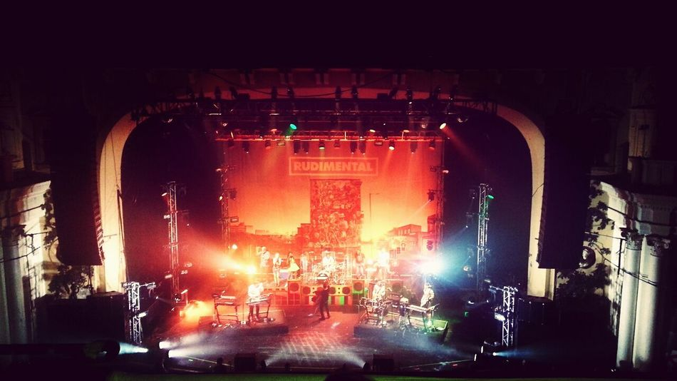 Rudimental  Concert Amazing Night