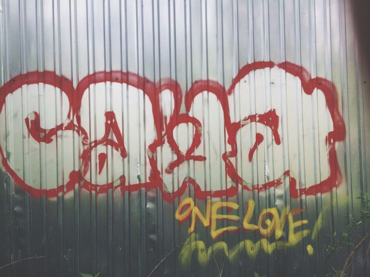 Street Art Onelove♥