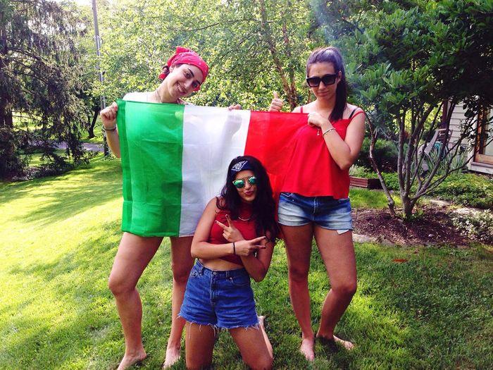 Italia Vs America 4th Of July