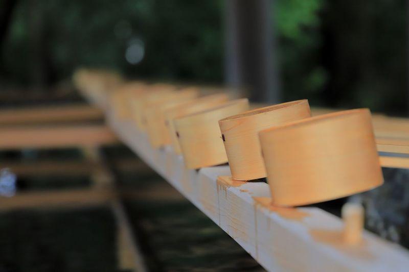 Shrine in Japan