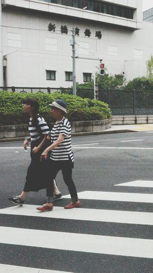 Street Photography Japan Street Stripes Crosswalks The Street Photographer - 2018 EyeEm Awards