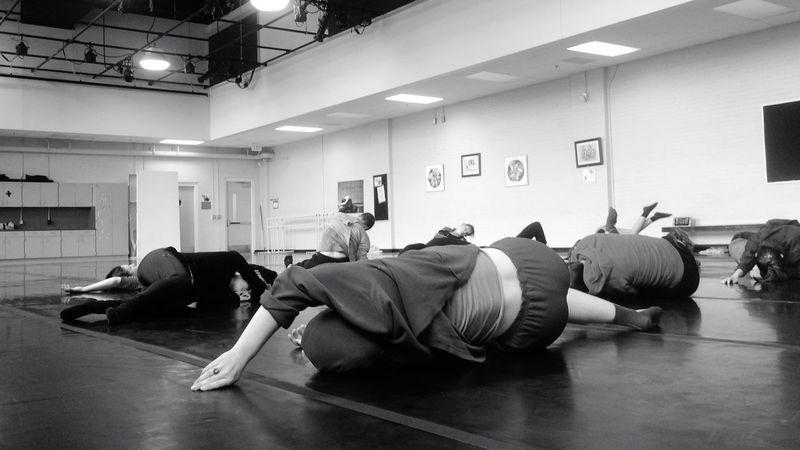 Dance floor Dancer Indoors  Classroom Rehearsal Festival Adf Durham EyeEmNewHere