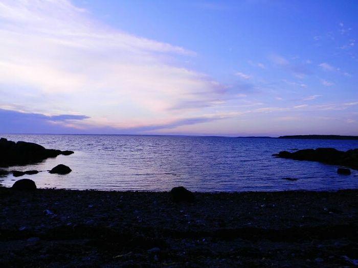 Shore at Cap Auget Cape Breton Travel Photography Shoreline
