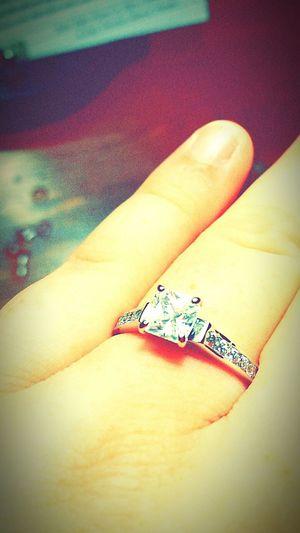 Engaged! Love Truelove