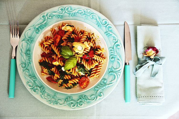 Pasta Italian Food Sundey Summer Lunch Pomodorini Tomato Foodporn Foodphotography Still Life Mediterranean Food Home Is Where The Art Is Color Of Life Color Palette Italy My Favorite Place