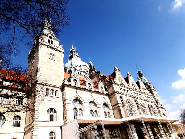 Official Building Niedersachsen Repräsentativ Hannover City Enjoying Life Hannover Hannover, Germany Lower Saxony Rathaus Office Building Town Hall Maschpark Maschsee, Hannover City