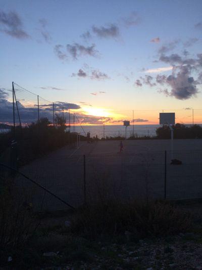 Noeffect Sunset Beautiful View Winners Sport