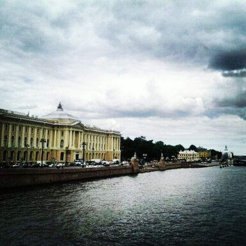 Hello World Architecture Russianbeauty Academyofart Saint Petersburg Neva Dark Nothern Soul Almamater