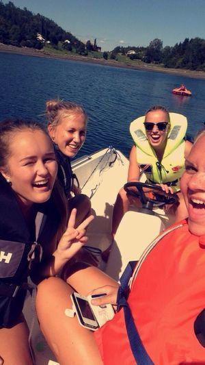 Herlig dag på sjøen ⚓️?? Enjoying Life Summer Friends
