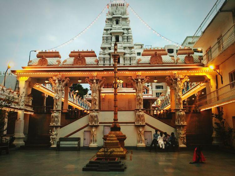 sri surya narayana swamy temple. Refreshment Royalty City Ornate Sky Architecture