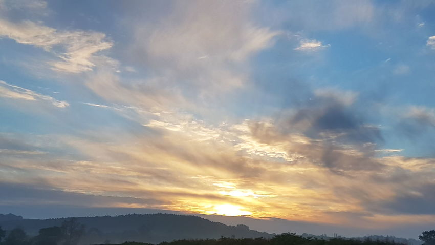 Sunset Nature Beauty In Nature Day No People Samsung Galaxy S 8
