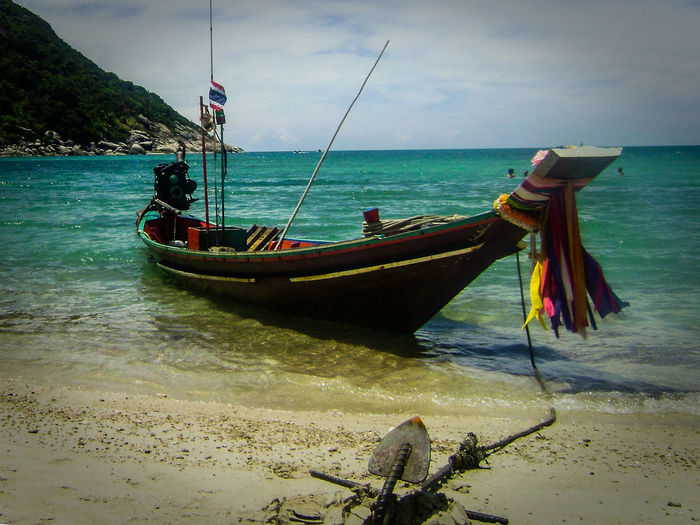 Amazing Asia Amazing Thailand ASIA Bottle Beach Dream Holiday Exotic Horizon Over Water Longtail Boat Paradise Taxiboat Thailand Neighborhood Map Bottle Beach Koh Phangan Been There. Connected By Travel