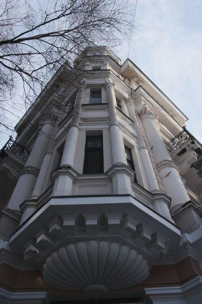 Balcony Streetphotography Urban Geometry Architecture