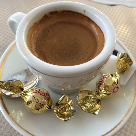 BonDia!! Café doble i... Aprofitar última setmana holidays!!! Enjoying Life Happy My Breakfast The EyeEm Breakfast Club