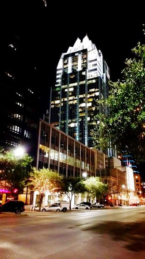 Atxnight Downtown Night Photography The Places I've Been Today Urban Exploration Austin Texas