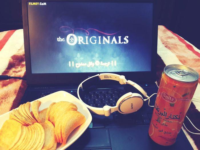 The Originals At Home