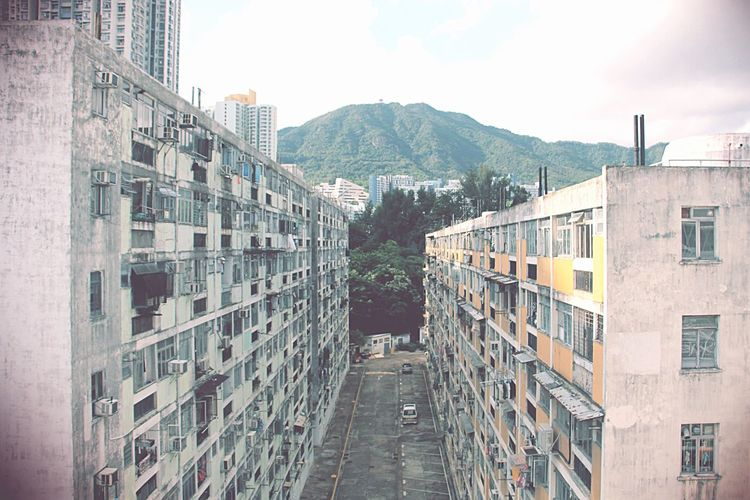 Photographic Memory A historical housing estate raised up hundreds of family but is planning to be demolished due to city development Housingestate HongKong Hong Kong Building