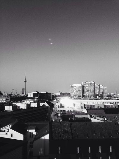 Black And White Soistberlin  I ❤ BERLIN Urban Geometry