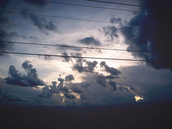 ☽☼☾ Clouds And Sky Clouds Storm Hanging Out My Love Goodnight Enjoying Life Adventure Sleeping Beautiful
