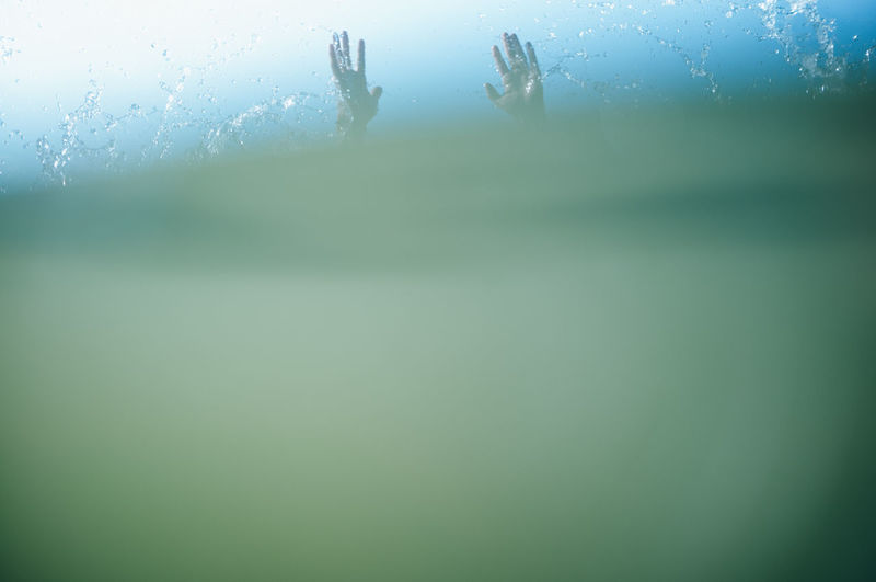 Diving Lake