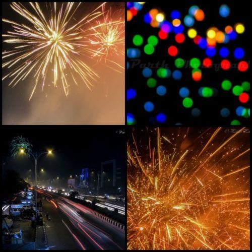 Happydiwali Havecolorfulllife Fireworks 🎆 Lighttrill Bokahlights Parththakkarphotography Lovetosee Instafamous Instabest