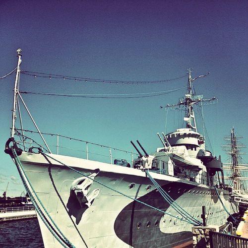 Blyskawica Gdynia Battleship Igersgdansk