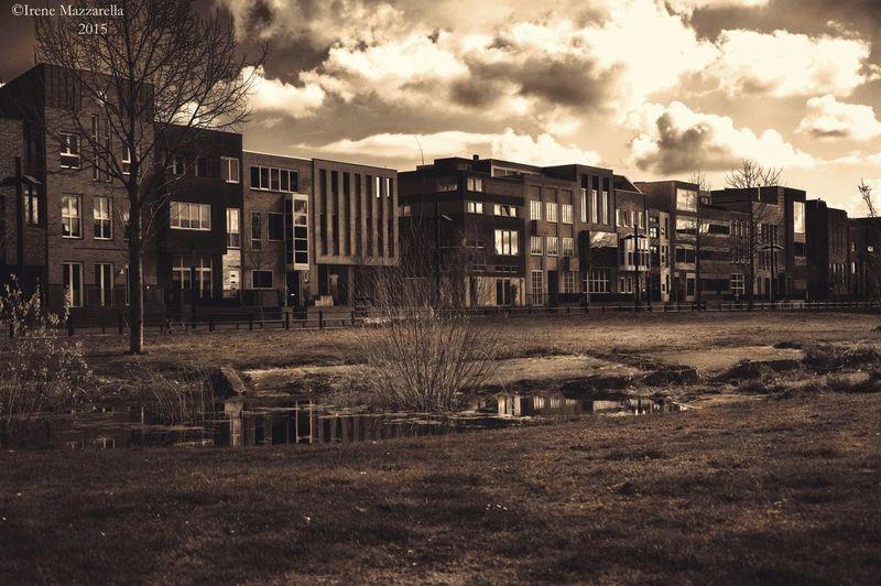 Het Verdwenen Huis Special Moment EyeEm Best Shots EyeEm Gallery EyeEm After The Firework Disaster In 2000 Explosion Feelings Timetravel Architecture The Netherlands