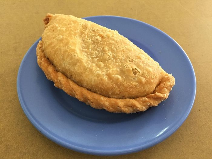 Tradisional food 'kuih karipap' Tradidional Food Kuih Karipap