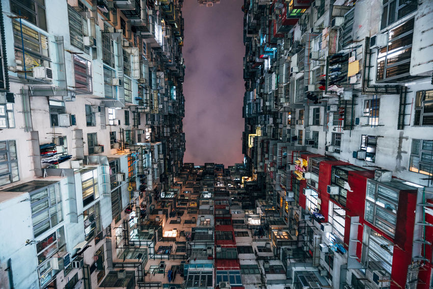 No People Montane Mansion Yick Fat Architecture Building Exterior City Cityscape Day Modern No People Outdoors Residential  Urban