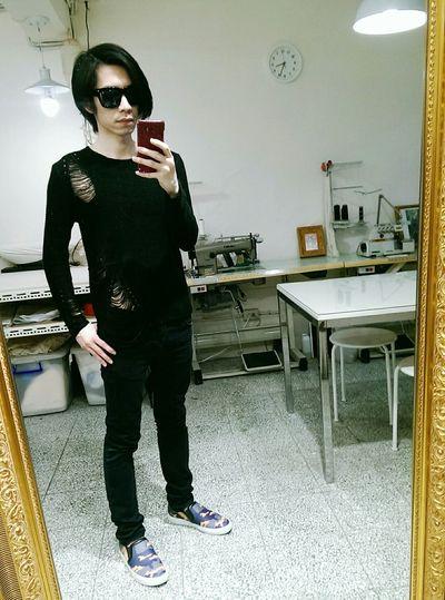 Black Monday / 黑色星期一 Black Cheapmonday Jeans Camo Taipei Taiwan
