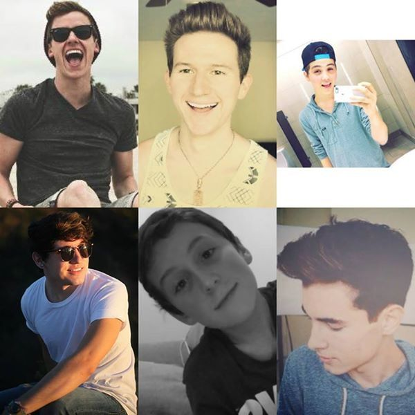 Jc Caylen Connor Franta Rickydillon