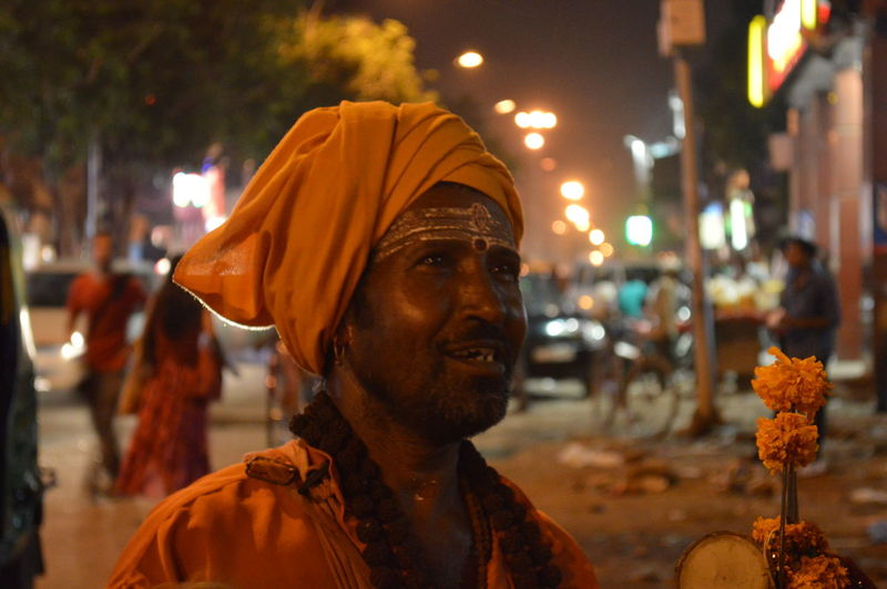 Culture Devotion Indian Style Lifestyles Night Photography Saint Streetphotography Incredible India..!