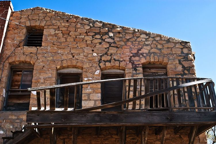 """""""The Upper Rooms"""" Top floor of an historic cut stone hotel and store built in 1908 in the now near ghost town of Duran, New Mexico, USA. Hotel Oldhotel Historical Building Historical Place Abandoned Buildings Abandoned & Derelict Blackandwhite Photography NewMexicoTRUE Newmexicohistory"""