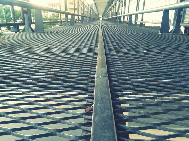 Puente av. Uruguay Lagosanroque The Secret Spaces