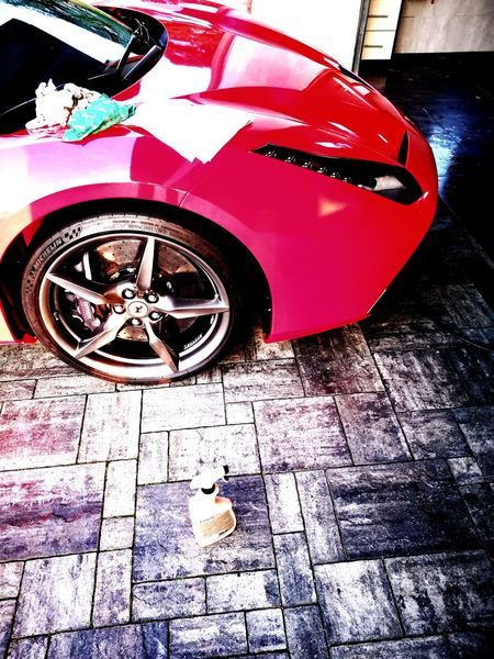 Car Ferrari Wheel Tire Red Photography Ride Or Die Ismotopl