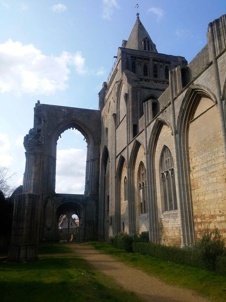Ruins Arch Architecture Built Structure History Peacfull Place The Past Tranquil