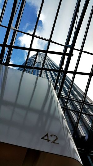 Tower 42 Unseen London Architecture Lookingup Indoors  London Uk Natwest Tower