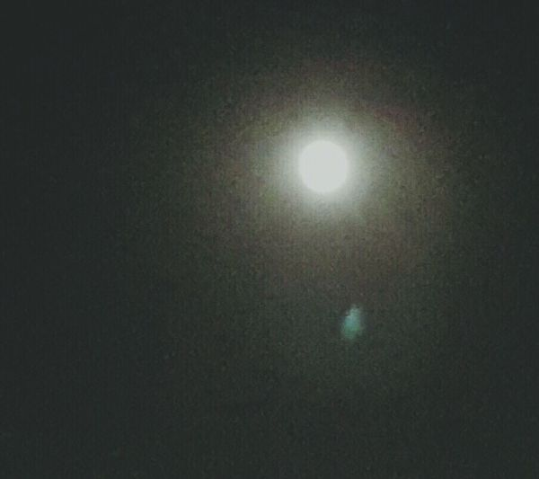 Full moon before getting 'devoured' First Eyeem Photo